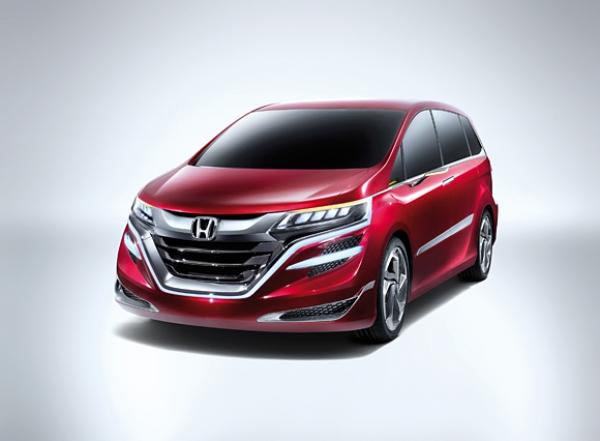 Aktywność w Honda Motor Szanghaju 2013