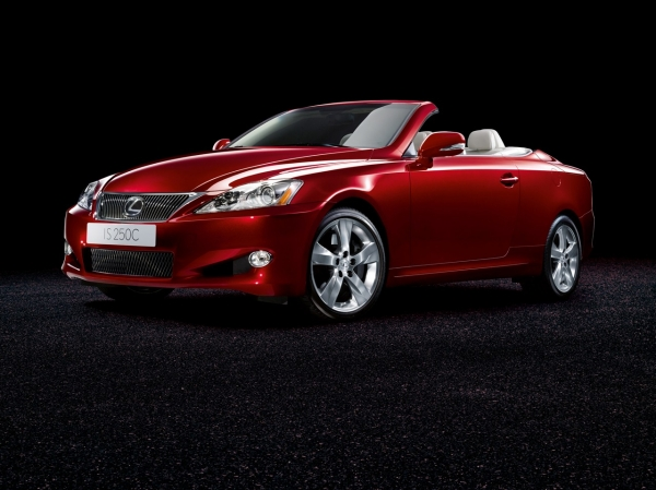 Units of the Lexus LS, GS, IS, IS Convertible and IS-F's recalls