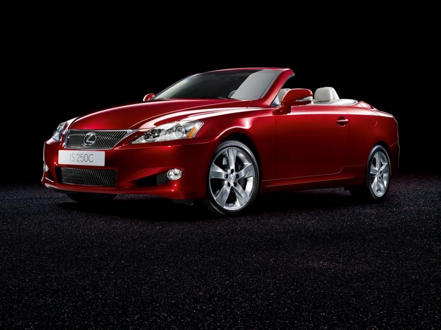 Jedinice Lexus LS, GS, IS, IS Cabrio i IS-F-a podsjeća