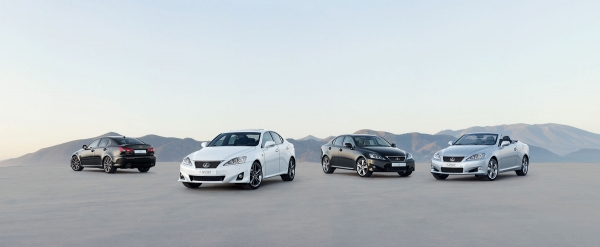 Igra Lexus IS Cabrio i F pozvao pregledati