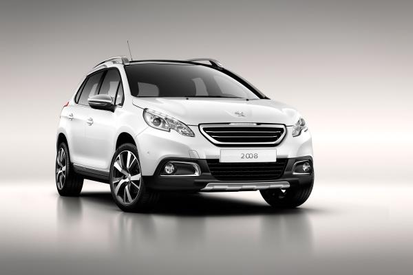 Novi Peugeot 2008