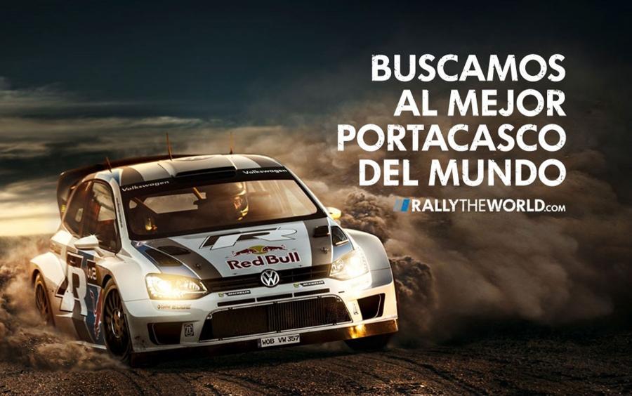 Gewinnen Sie eine Reise nach Monte Carlo Rally Hand Volkswagen
