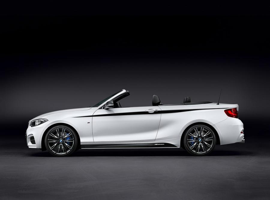 Accessori Incontra BMW Serie Cabrio 2