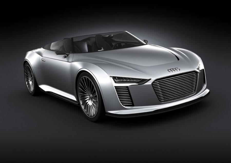 Ne feledje, az Audi TDI prototípus?