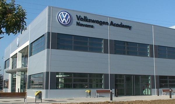 Volkswagen och universitetet i Navarra lanserade Master i produktionen