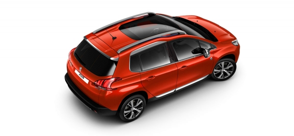 Meet the special edition Peugeot 2008 Crossway!