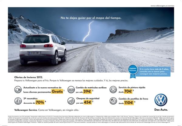 Volkswagen Zimske ponude