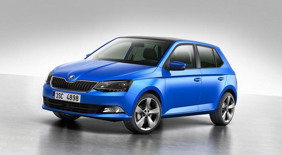 Škoda predstavlja novu Škoda Fabia auto
