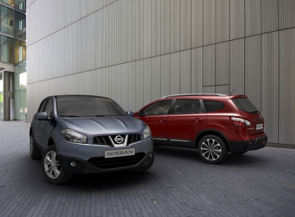 A Nissan Qashqai dCi 1.5 is részesül PIVE