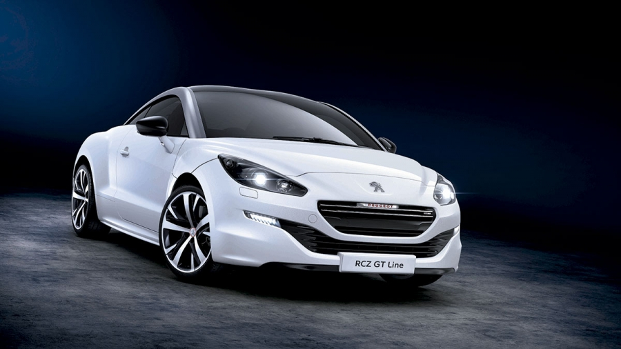 Do you know the new Peugeot RCZ GT Line?