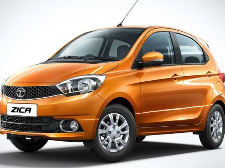 Tata lança um concurso para encontrar um novo nome para o seu modelo Zica