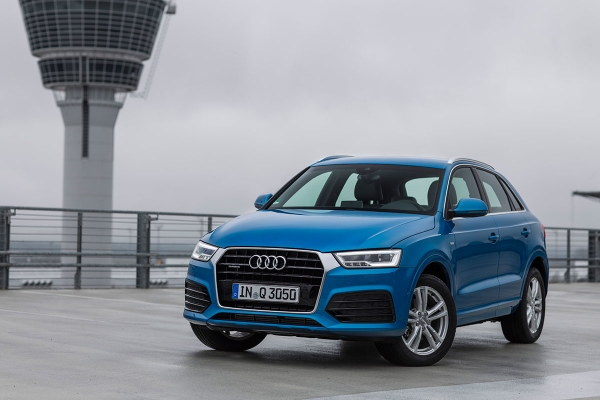 Nya Audi Q3