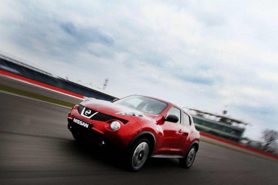 Contribuire allo sviluppo di una nuova Nissan Nismo # Jukeride il progetto