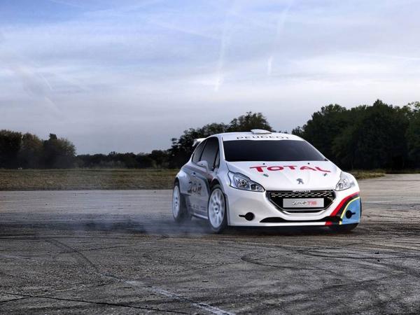 Novosti Peugeot 208 T16, 208 2 R208 i Racing Kupa