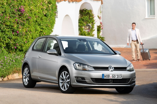 New Golf 7 now on sale