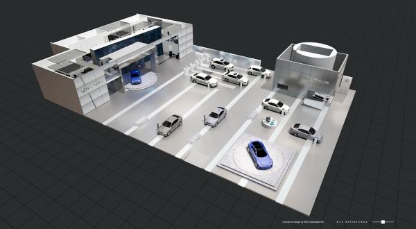 Lexus en de Geneva Motor Show