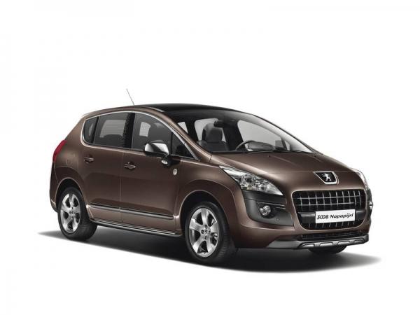 Peugeot pokreće Napapijri 3008
