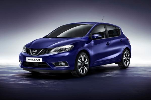 Novi Nissan Pulsar
