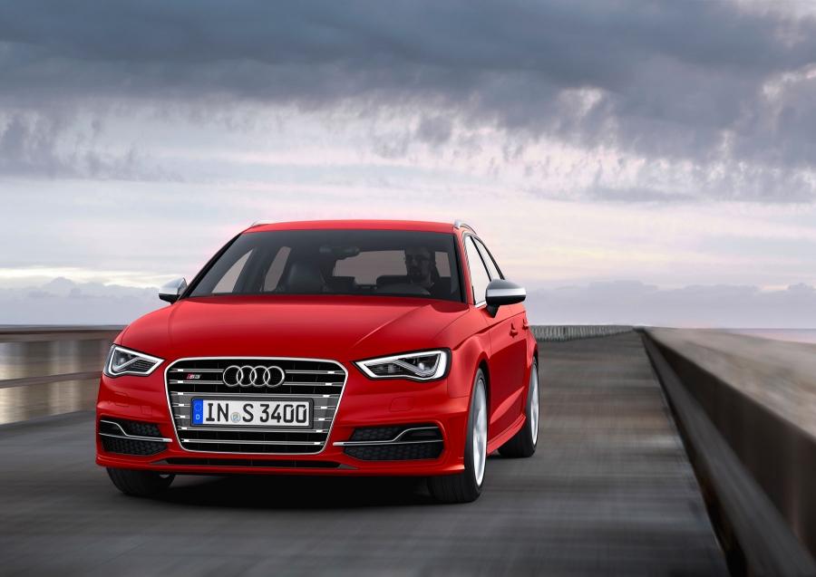 Novi Audi Sportback S3