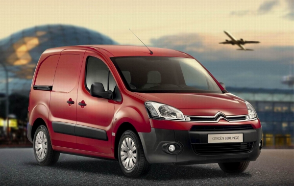 Új Citroen Berlingo Business