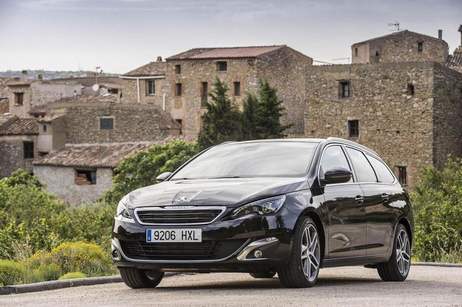 New Peugeot SW 308