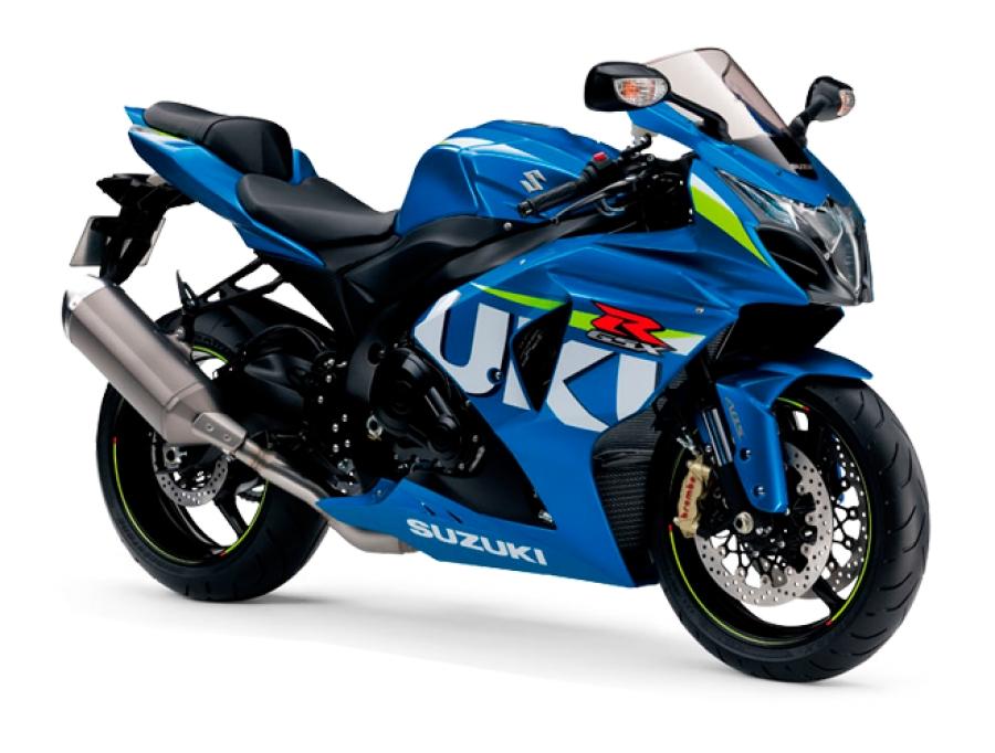 Znate li bicikle Suzuki lansirani u 2015?