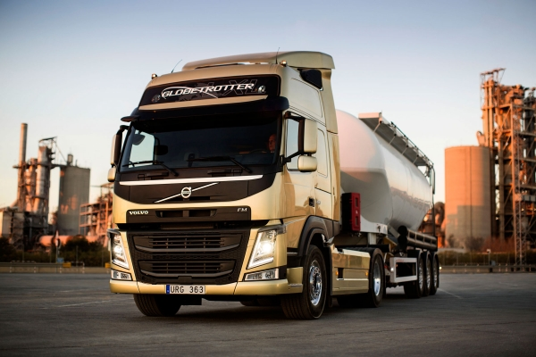 Novo caminhão Volvo FM, Volvo Trucks