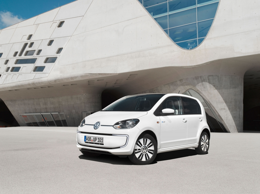 The E-Up! E-Golf and Volkswagen go on sale