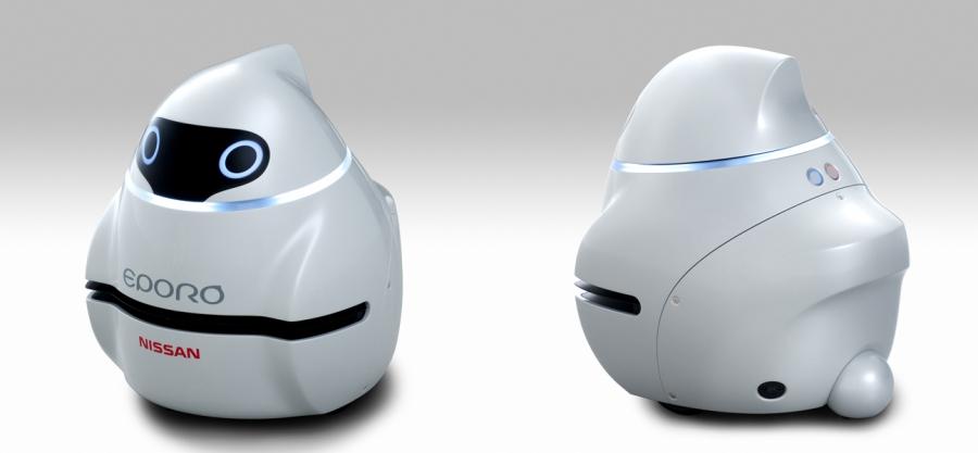 Die Zukunft der Mobilität und die Reduzierung von Unfällen nach Nissan