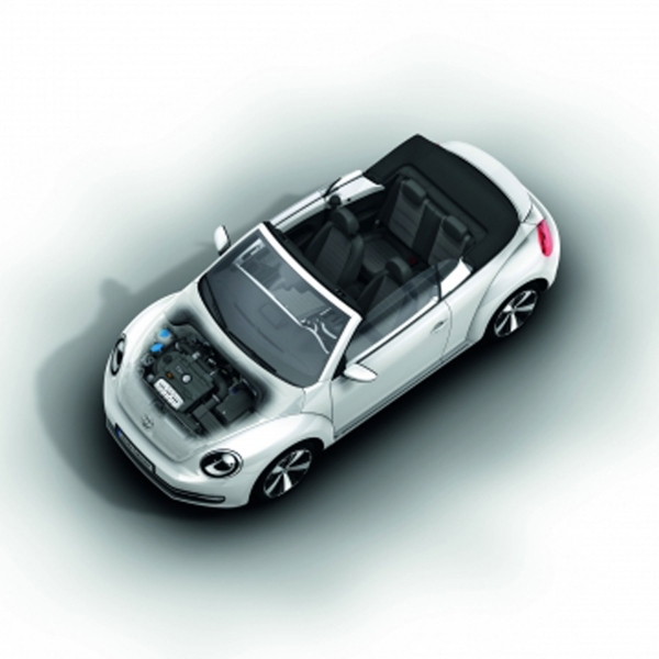 Volkswagen представляет инновации во всем диапазоне