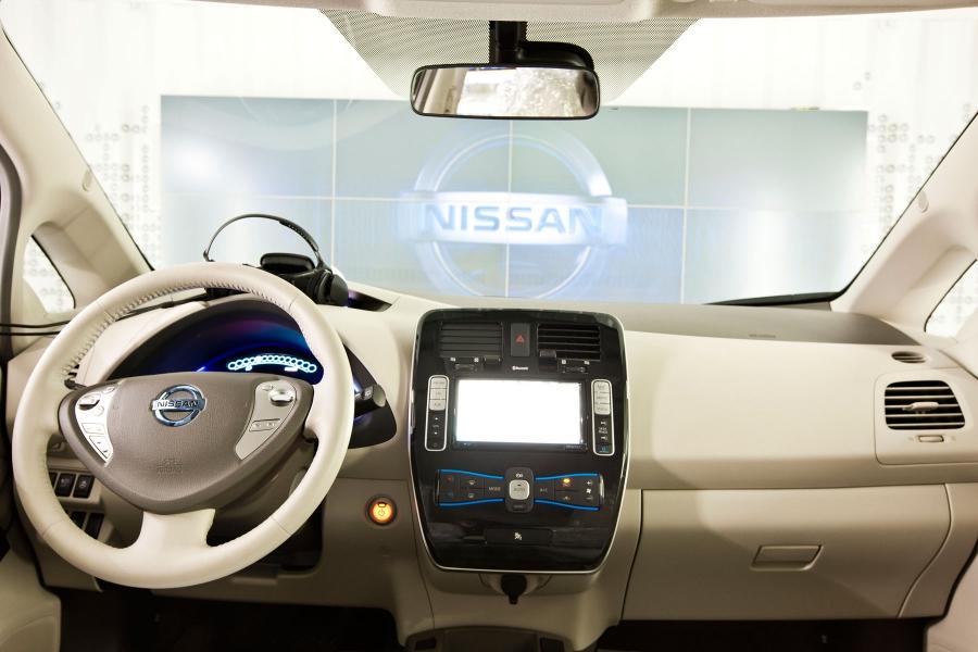 Nissan präsentiert die Ausstellung in der Zukunft: Heute