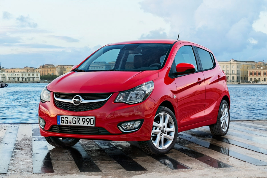 Nouvelle Opel Karl