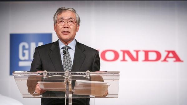 Opći Honda Motors i pristati na razvoj nove generacije baterija tehnologija i skladištenje vodika