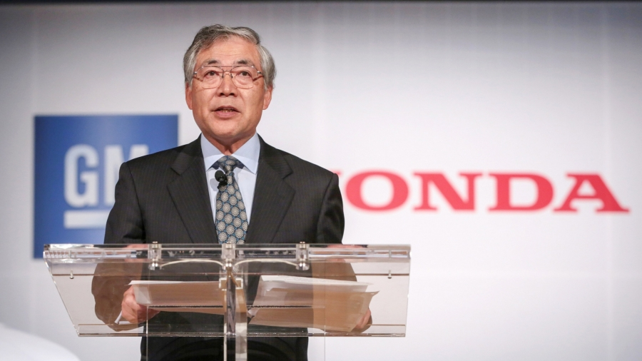 General Honda motors and agree to develop next-generation battery technology and hydrogen storage
