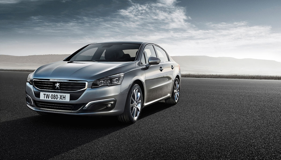 New Peugeot RXH 508, now on sale