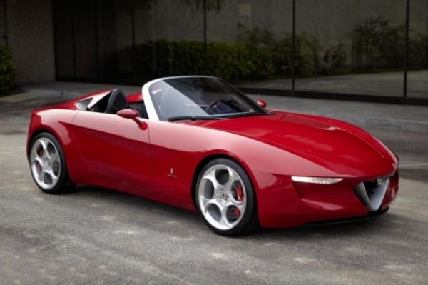 Mazda i Fiat potpisali ugovor o proizvodnji nove Alfa Romeo Roadster