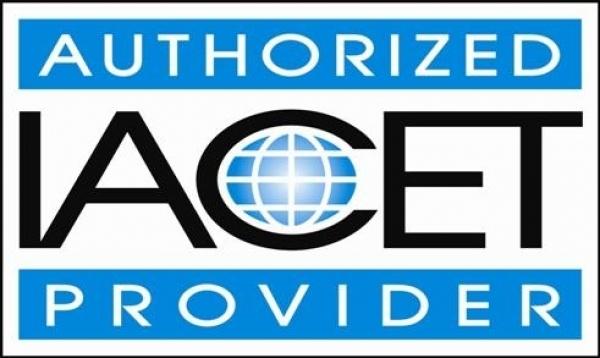 Bentley igazoltan jogosult szolgáltató IACET