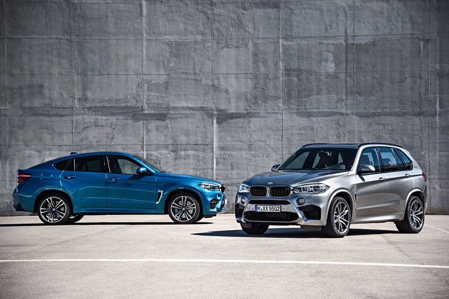 What's new BMW presented the LA Auto Show 2014?
