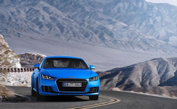 Treća generacija Audi TT Coupe će doći Španjolsku u rujnu