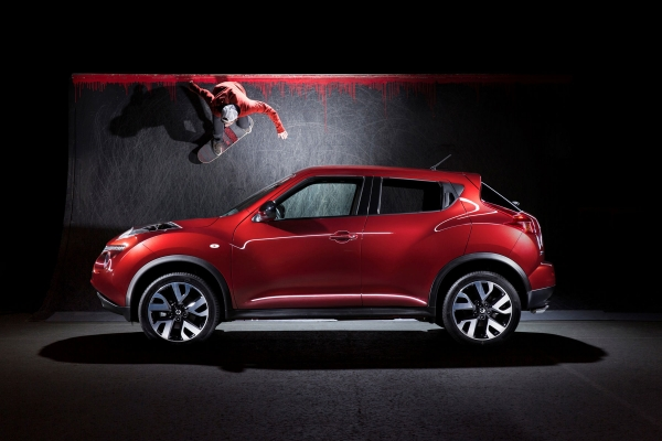 New Juke N-Tec, motoros GoogleTM Send-To-Car