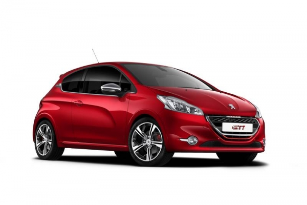 New Peugeot for 2013