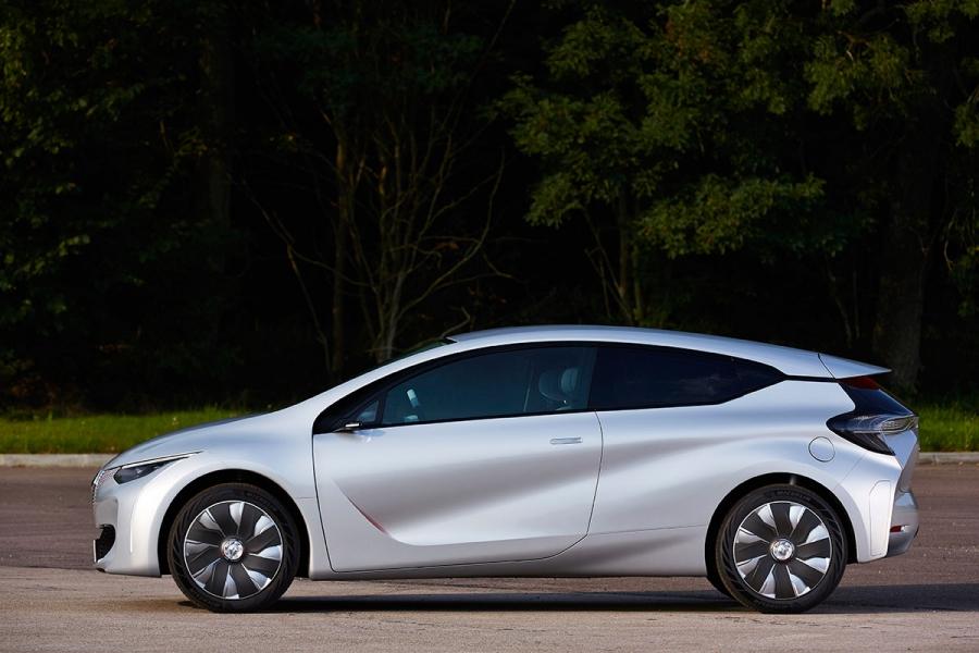 Eolab, o protótipo da Renault consumir 1L / 100KM