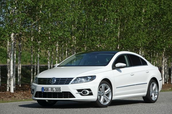 Volkswagen CC sada s verzijom unaprijed