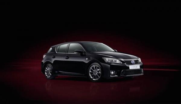 Nouvelle gamme pour la Lexus CT 2013 200h