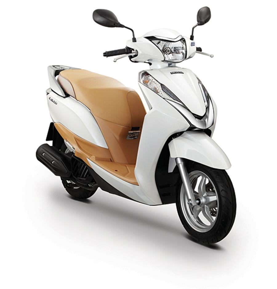 Honda wprowadza Lead125 skuter w Wietnamie