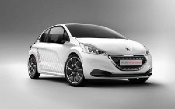 Peugeot présentera le nouvel hybride FE 208