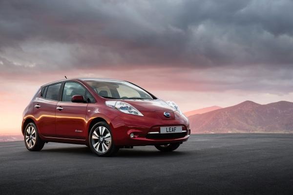 Nissan Leaf je već 100% električne