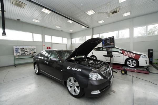 स्पेन में नई टोयोटा प्रशिक्षण केंद्र
