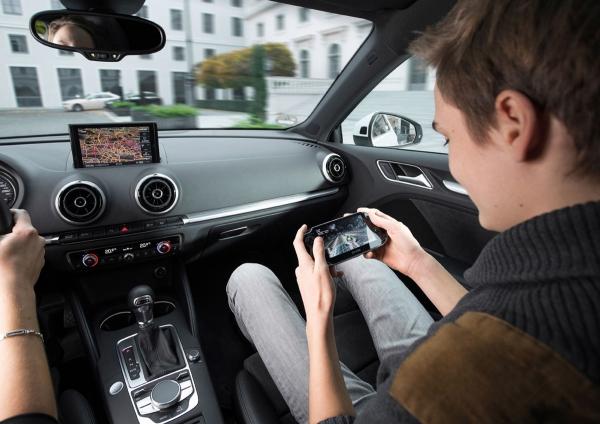 Budućnost Audi Connect