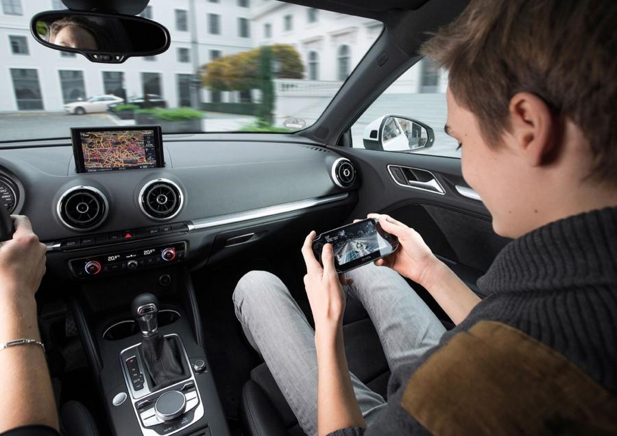 Framtiden för Audi Connect